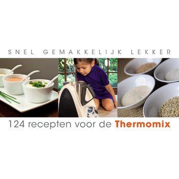 ...Recepten voor de Thermomix deel 1 (oranje)