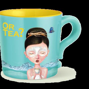 The Mug Ginsing Beauty