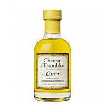 Château d'Estoublon - Saveur citroen - 200 ml