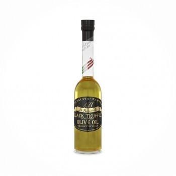 Olijfolie met zwarte truffel - 100 ml