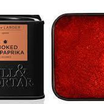 SMOKED HOT PAPRIKA - 50 gr
