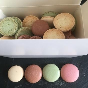 MACARON DE PARIS - 4 kleuren - 40 stuks