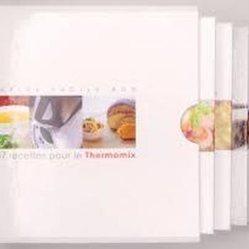 Verzamelbox ...Recepten voor de Thermomix (6 delen)